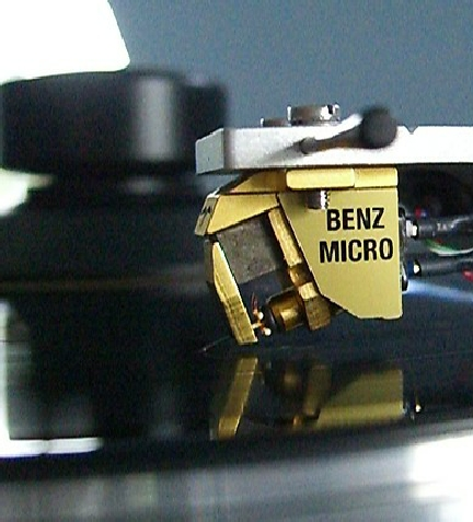 Benz Micro Glider SL Moving Coil pickup-element